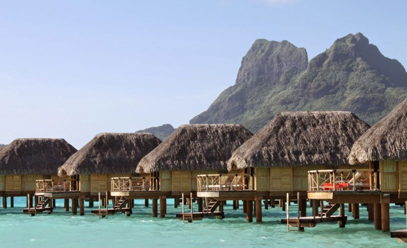 Tahiti Bora Bora TV Film Shoot